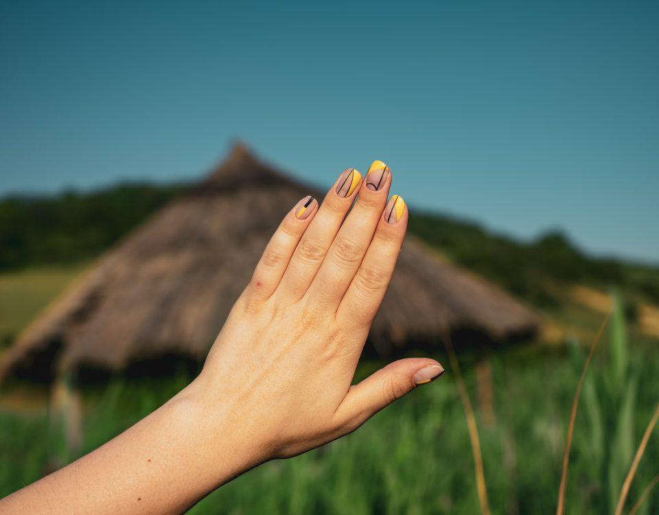 Jak zrobic ombre na paznokciach